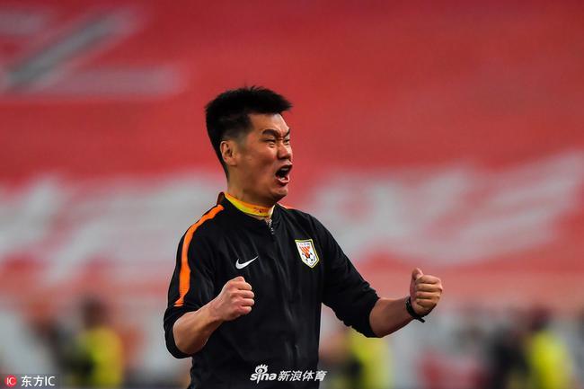李霄鹏能成为最佳教练吗?