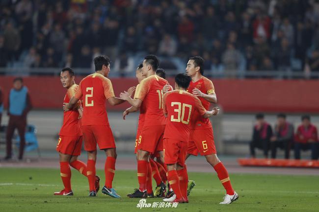 FIFA最新世界排名:國足上升一位排第75 亞洲第7