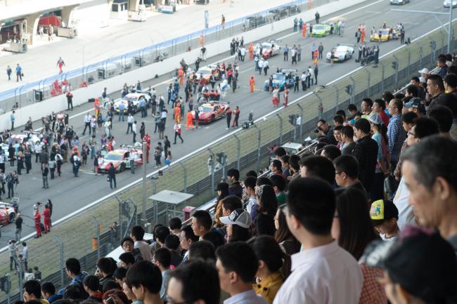 2013世界耐力锦标赛上海6幼时赛