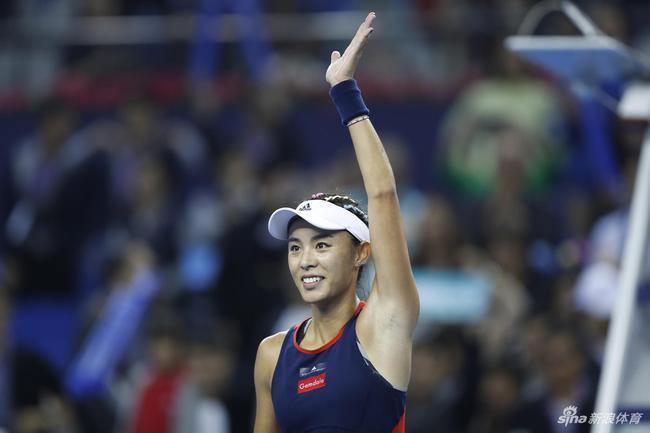 用胜利告别2018 王蔷距WTA年终总决赛还有多远
