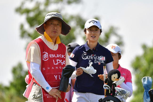 刘钰和父亲(资料图)