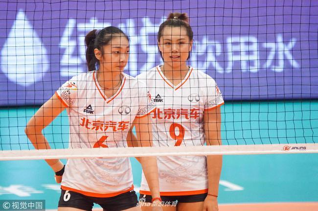 女排联赛北京3-1上海