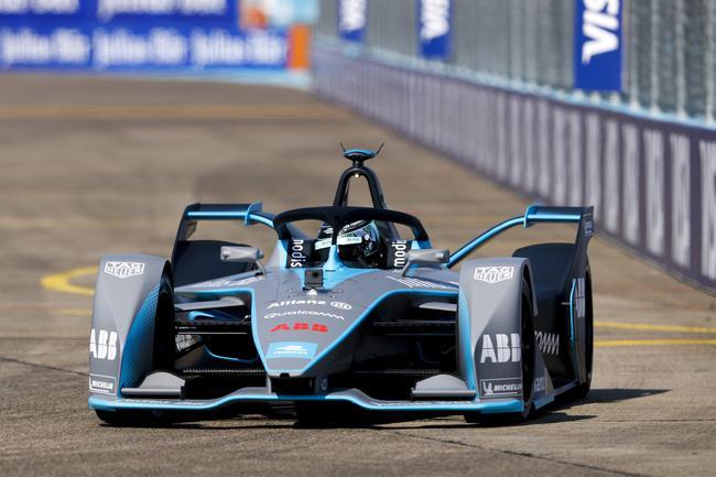 fe电动方程式二代赛车图片