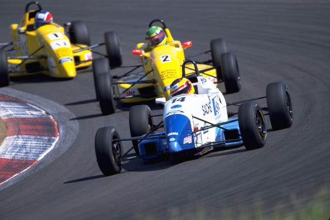 福特方程式赛车
