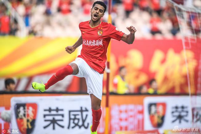 粤媒:阿兰难留下恒大需要中锋 国足亚洲杯太难