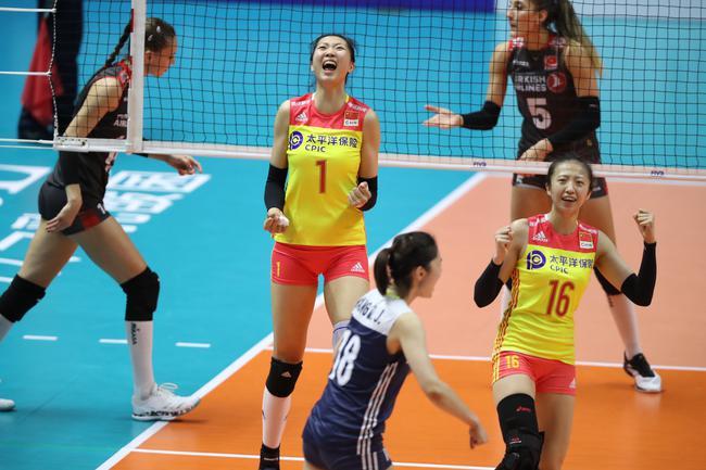 奥运资格赛中国女排再遇土耳其 东京周期硬碰硬