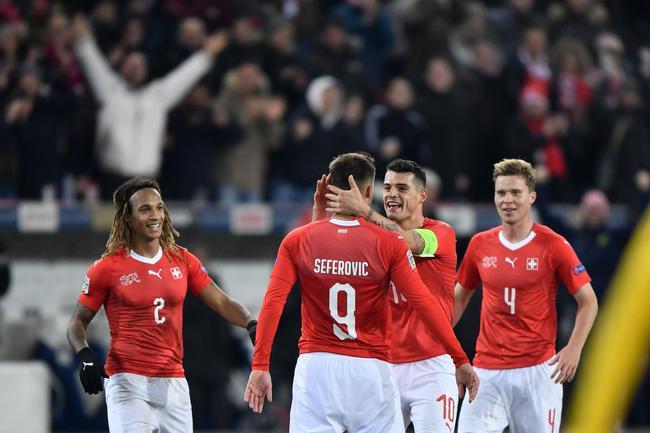 欧国联-奇迹!瑞士连扳5球5-2比利时 逆转夺头名