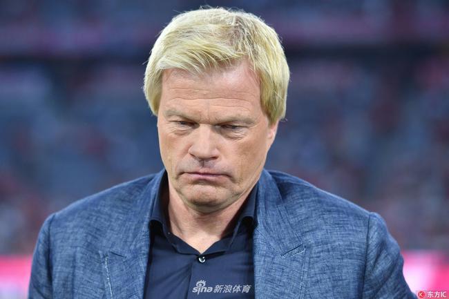 马特乌斯认为卡恩该成为拜仁新CEO