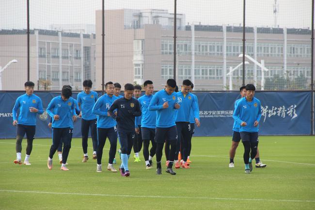 U23联赛苏宁20人名单出炉 陆博飞率队张凌峰领衔