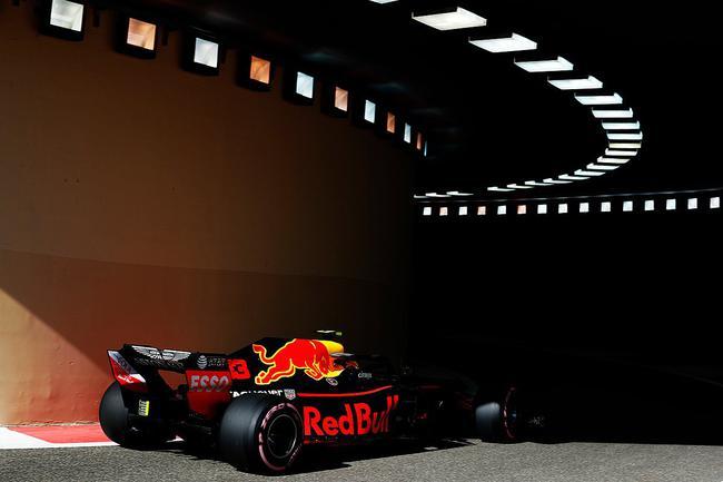 F1收官战阿布扎比站第1次演习维斯塔潘最快