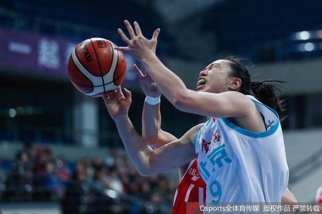 先后挑战弱旅 北京女篮迎来喘息之机