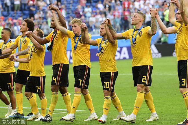 黄金一代掩盖了比利时足坛的许多问题
