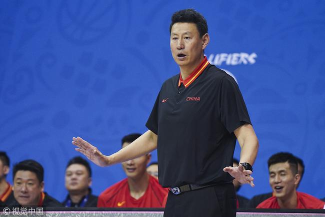李楠满意新男篮首秀