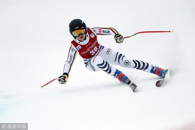 高山滑雪世界杯速降(资料图)
