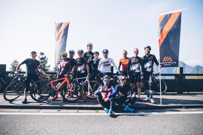 世界顶级自走车赛Haute Route落地中国,首战大青城。