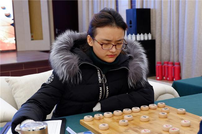 中国象棋女子第一人唐丹