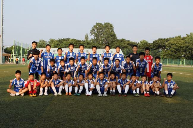 韩国全罗北道选拔队
