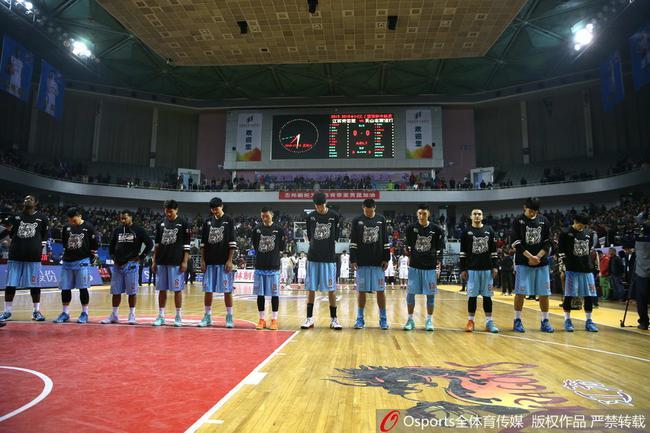 亚洲杯:CBA今晚进行默哀典礼 记念南京年夜搏斗死难同胞
