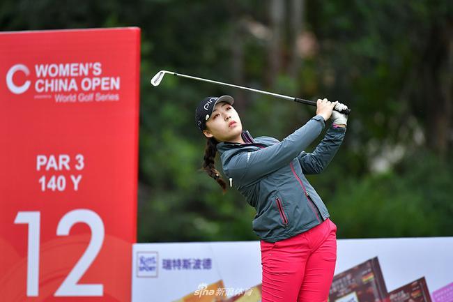 亚洲杯:最轻易打出一杆进洞的女子中巡:中国女子公然赛