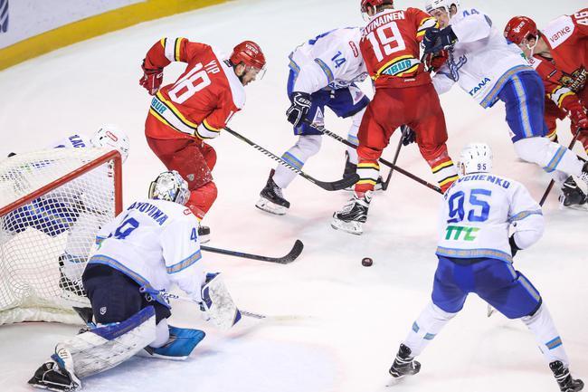 KHL万科龙主场不敌雪豹