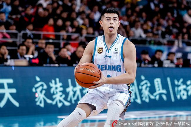北京队强势苏醒