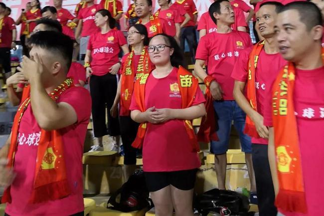 梅县益汉球迷