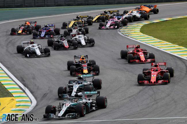 2019年英国的F1电视不悦目多能够会缩短500万