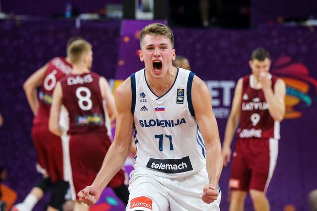 东契奇计划代表斯洛文尼亚参加奥运会落选赛