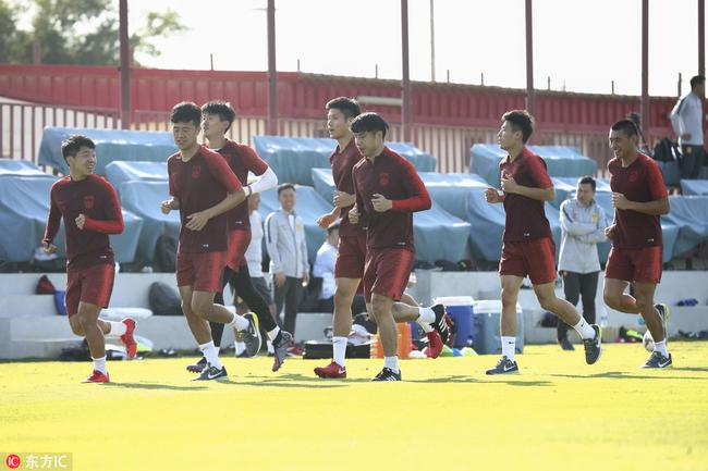 国足在亚洲杯夺冠赔率中位列第9