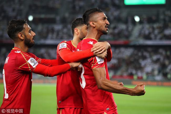 亚洲杯揭幕战-前亚足先生点射 阿联酋1-1战平巴林