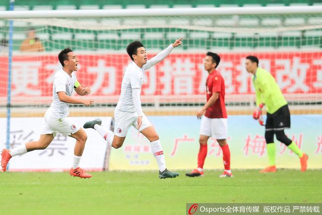 省港杯-广东2-1取胜占先机 富力老将恒大小兵建功