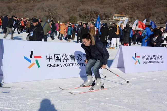羣衆參與冰雪運動