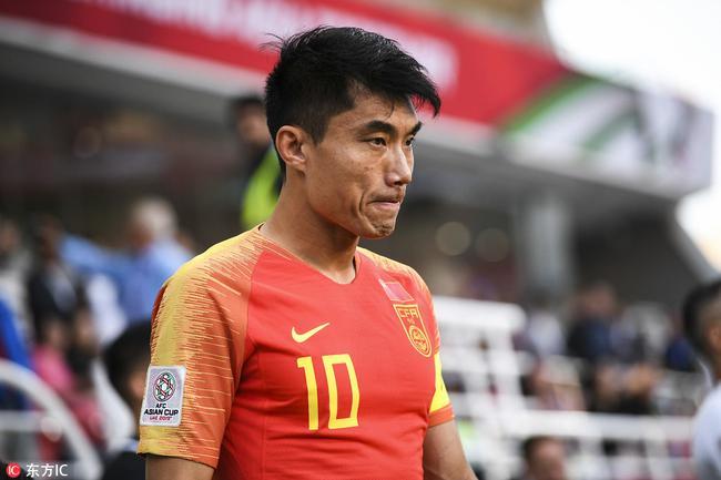 传奇!郑智亚洲杯再创历史 38岁依旧是国足中流砥柱