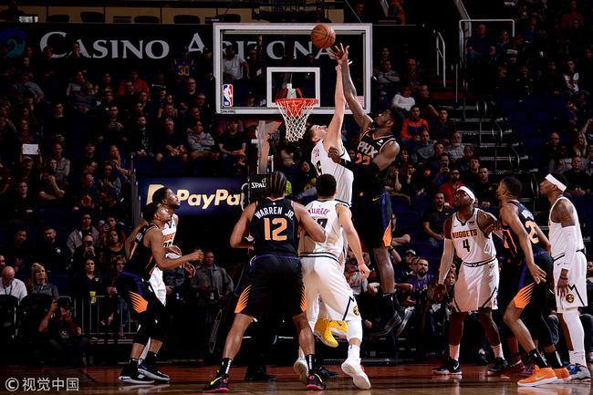 Oubre替補登場砍26+11,太陽爆冷擊敗金塊,狀元22+13,Jokic空砍23+10(影)-Haters-黑特籃球NBA新聞影音圖片分享社區