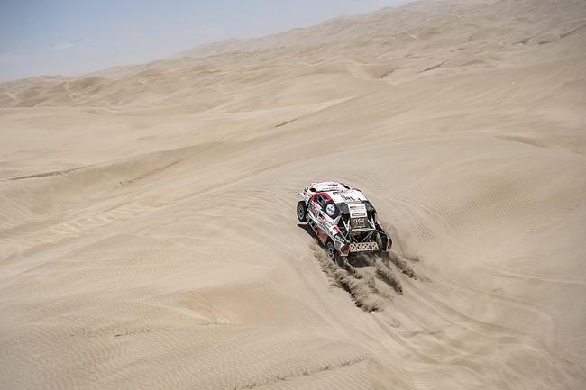 卡塔尔车手阿尔-阿提亚扩大总成绩优势