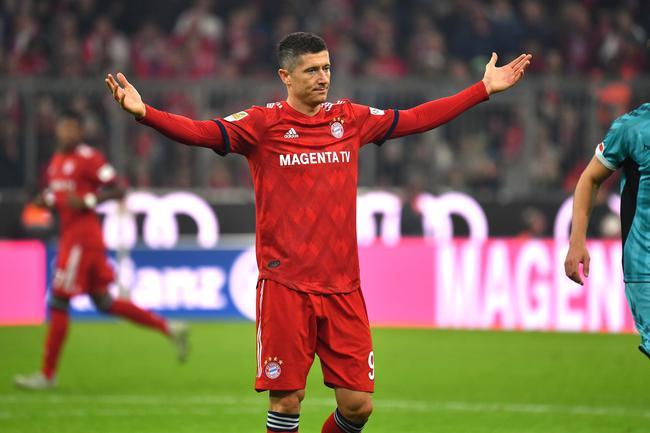 莱万升至拜仁第3队长