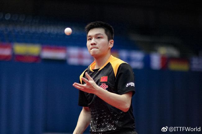 直通赛28日赛程:樊振东战林高远 刘诗雯对朱雨玲