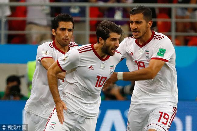 伊朗实力很强