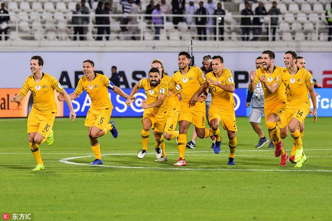 辽媒:澳大利亚到亚洲水平非坏事 映衬亚洲足球进步