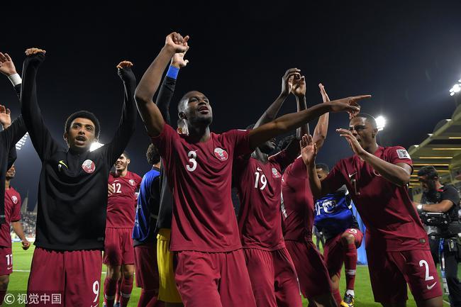 卡塔尔晋级