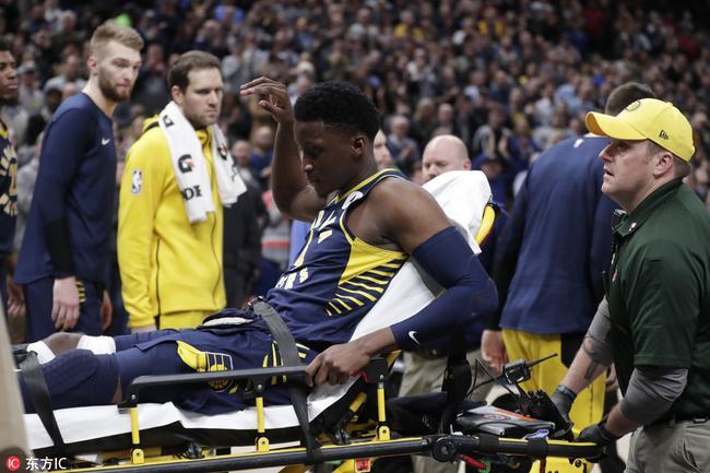 官宣:东部第三当家球星右膝肌腱断裂 赛季报销