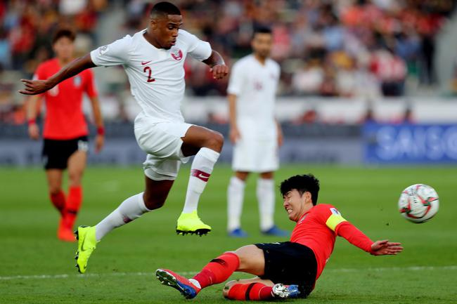 韩国0-1出局