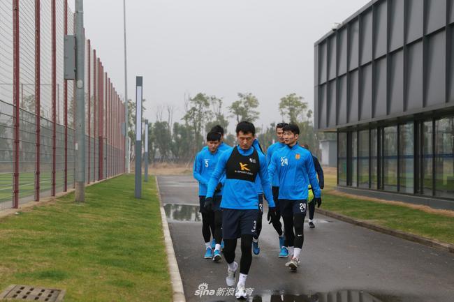 苏宁备战新赛季