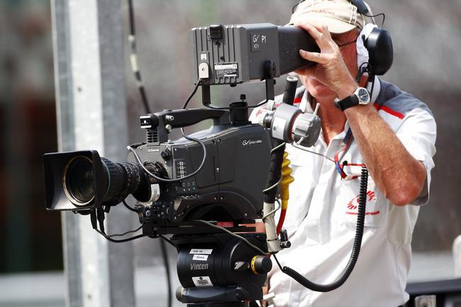 F1将重设电视直播摄像机位置