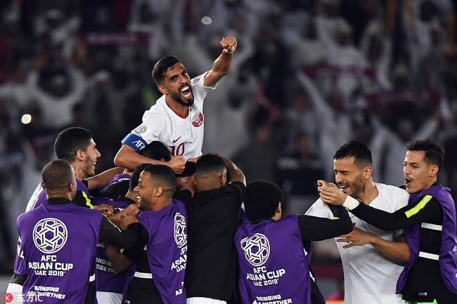 卡塔尔夺冠具有说服力