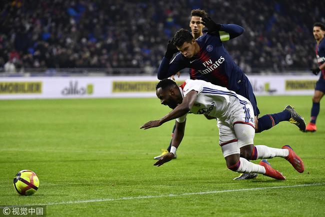 里昂vs巴黎圣日耳曼 全场录像