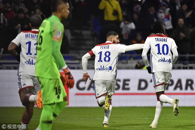 2019年02月04日 法甲第23轮 里昂vs巴黎圣日耳曼 全场录像回放