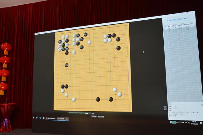 央视贺岁杯讲解使用了人工智能辅助