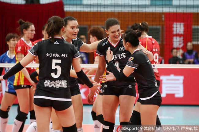 京津两强半决赛展统治力 北方双姝有望会师决赛