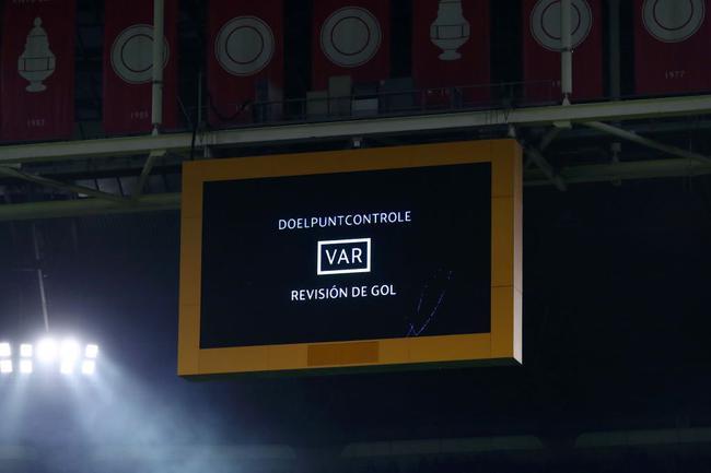 历史性时刻,欧冠启用VAR技术